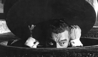 Jack Hawkins in Basil Dearden film