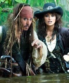 7.1 streaming audio image for Pirates on Vudu