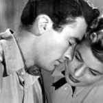 ingrid bergman gregory peck in spellbound on Blu-ray