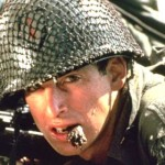 Robert Carradine played the young Sam Fuller character in The Big Red One