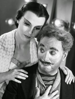 Bloom and Chaplin in Limelight (1952)