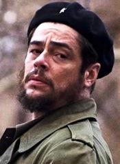 Benicio Del Toro in Che Blu-ray