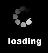 slow video loading logo