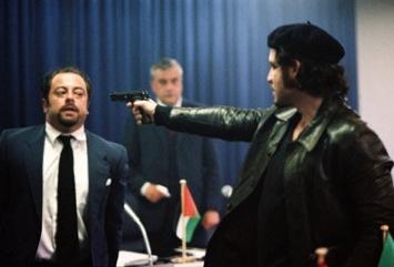 carlos targets hostage in OPEC scene