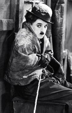 chaplin on gold rush blu-ray video