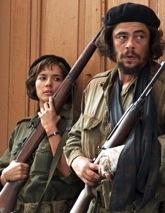 Benicio Del Toro on che guevara DVD