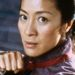 Michelle Yeoh in Crouching Tiger film