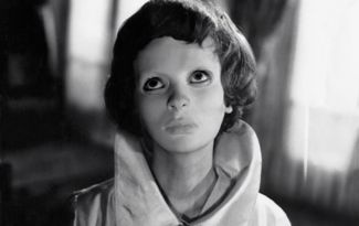 Edith Scob in Eyes Without a Face