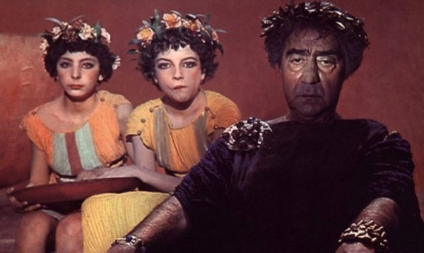 'Fellini Satyricon' sets sail on Criterion Blu-ray