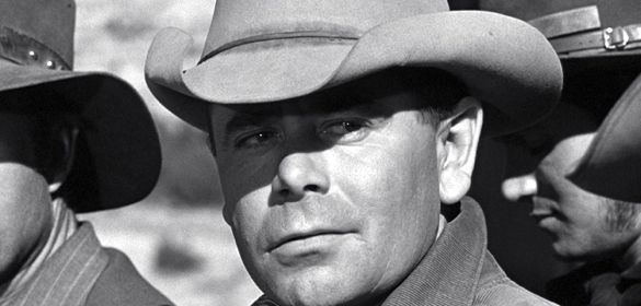 Glenn Ford the bad guy in 3:10 to Yuma