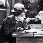 charlie chaplin on blu-ray of the Gold Rush