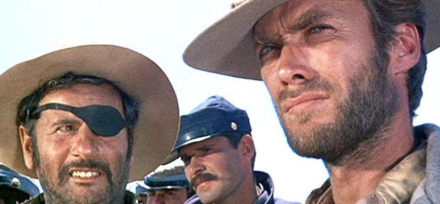 Sergio Leone western classic