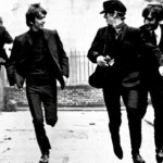 Fab Four in A Hard Day's Night