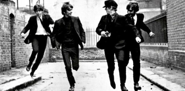 'A Hard Day's Night' on Blu-ray