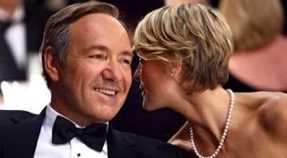 House of Cards with Kevin Spacey