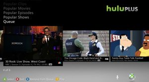 Hulu Plus TV & movies streaming to Xbox 360 consoles ...