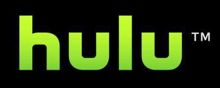 logo for Hulu online streaming