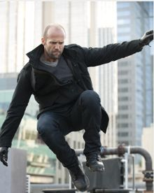Jason Statham in netflix streaming film