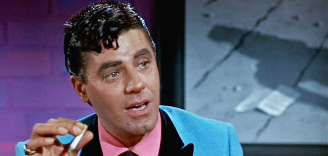 Jerry Lewis as Buddy Love
