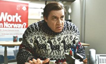 Netflix show Lilyhammer with steven van zandt pictured