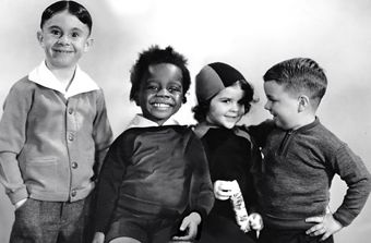 'Little Rascals': The kids are all right, still