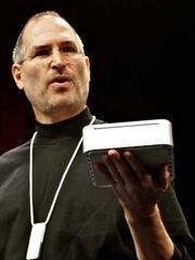 Steve Jobs at Macworld