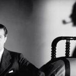 "Ray Milland in Fritz Lang's ""Ministry of Fear"""