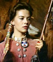 natalie wood in john ford's the searchers