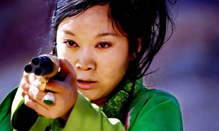 'A Woman, a Gun and a Noodle Shop'