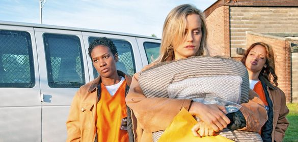 Red-hot 'Orange Is the New Black'