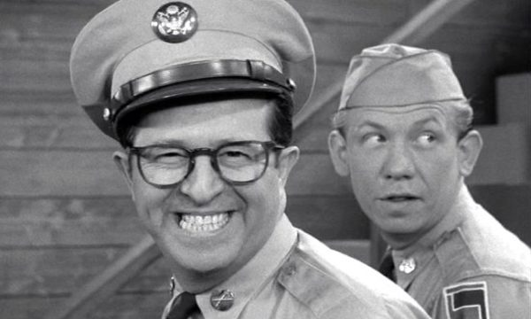 'Phil Silvers Show' saluted on DVD