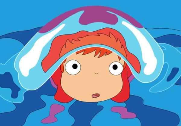 Miyazaki's 'Ponyo' surfaces on Blu-ray