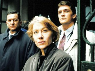 helen mirren and costars in Prime Suspect 2