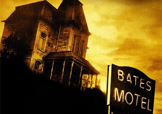 universal horror movie Psycho house