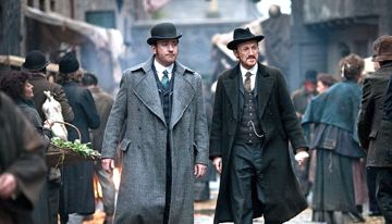 ripper street series from BBC