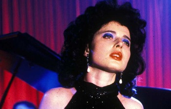 Isabella Rossellini in David Lynch film