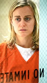 Taylor Schilling in prison dramedy Orange Is the New Black