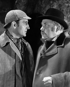 The case of Sherlock Holmes on Blu-ray