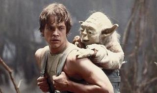 mark hamilton in Star Wars movie