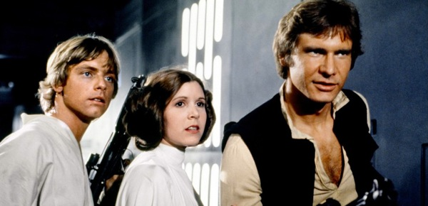 'Star Wars' on Blu-ray details