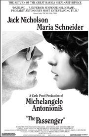 Michael Antonioni film The Passenger