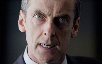 Malcolm Tucker (Peter Capaldi) In the Thick of It