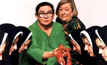 'Two Fat Ladies': Yummo cooking on DVD