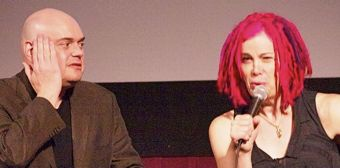 Wachowskis at Cloud Atlas event